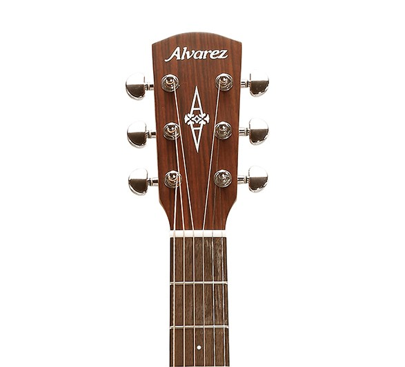 St. Louis Music Alvarez AD30CE Dreadnought Acoustic Electric w/ Cutaway, EQ and Tuner
