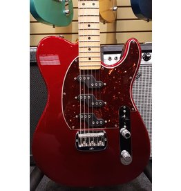 G&L Used G&L ASAT Z-3 - Candy Apple Red Metallic