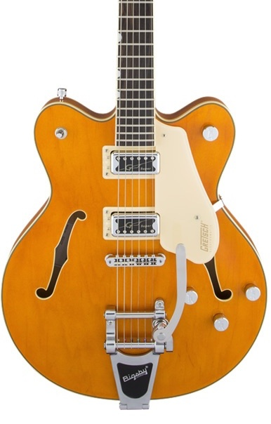 Gretsch G5622T Electromatic® Center Block Double-Cut with Bigsby®, Rosewood Fingerboard, Vintage Orange