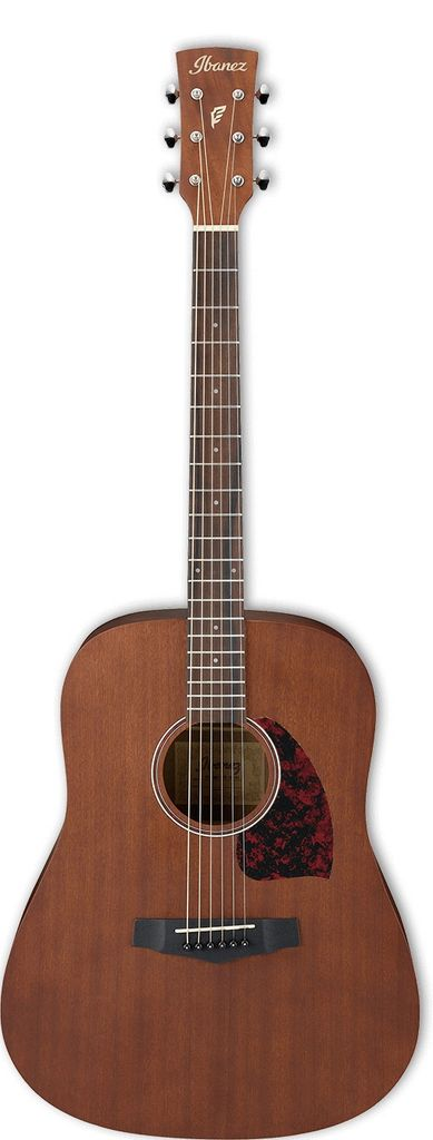 Ibanez Ibanez Performance PF12MH-OPN Dreadnought Acoustic Guitar Open Pore Natural