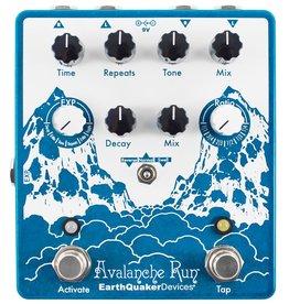 Avalanche Run Stereo Delay & Reverb with Tap Tempo V2