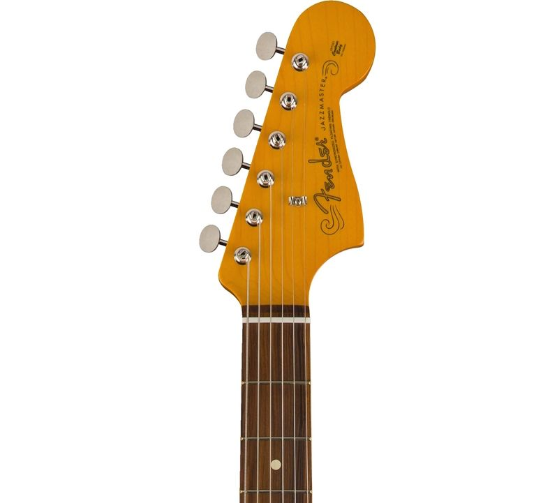 Fender 60s Jazzmaster® Lacquer, Pau Ferro Fingerboard, Surf Green