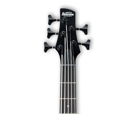 Ibanez Gio SR5str Electric Bass - Weathered Black