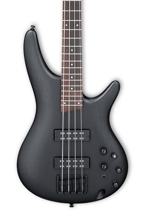 Ibanez SR Standard 4str Electric Bass - Weathered Black
