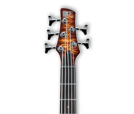 Ibanez SR Standard 5str Electric Bass - Dragon Eye Burst