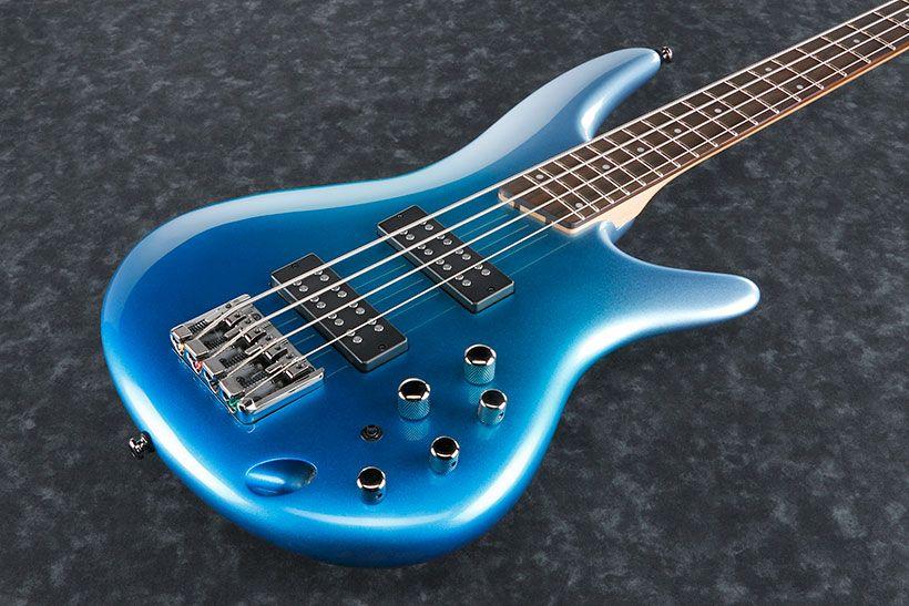 Ibanez SR Standard 4str Electric Bass - Ocean Fade Metallic