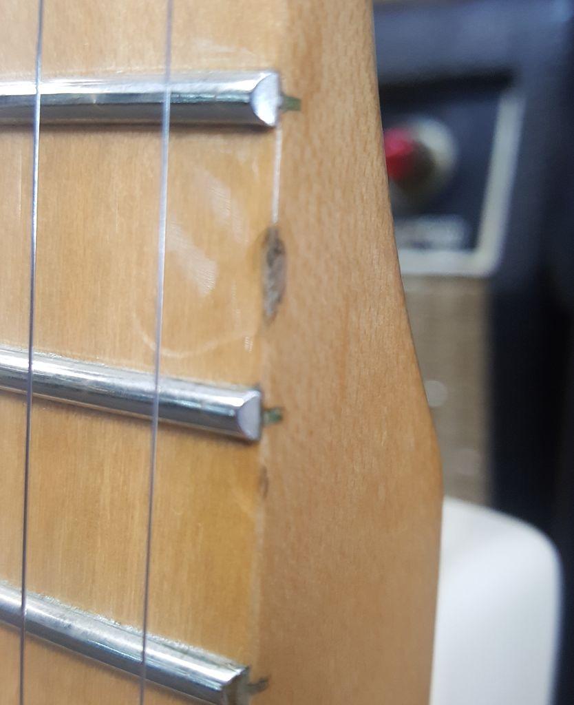 Fender Used Fender Standard Stratocaster w/ Seymour Duncan Little '59, Duckbucker and JB Jr. Pickups - Arctic White w/ Black Pickguard