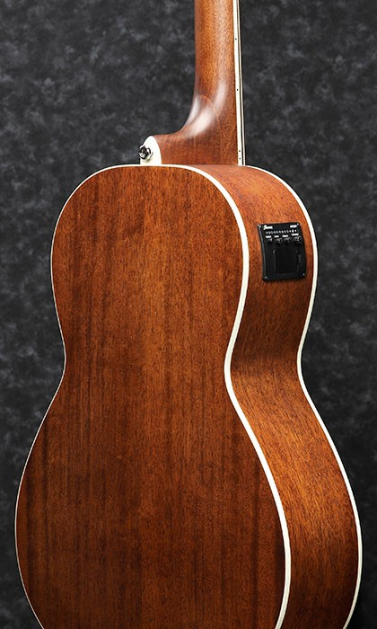 Ibanez Ibanez PNB14EOPN Parlor Acoustic-Electric Bass - Open Pore Natural