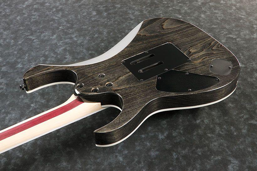 Ibanez RG Iron Label 6str Electric Guitar - Supernova Burst