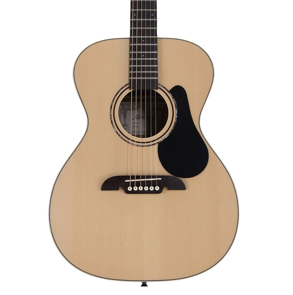 Alvarez Alvarez OM/Folk Acoustic Guitar w/ Deluxe Gig Bag