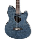 Ibanez Talman Acoustic Electric Guitar - Dark Night Ocean