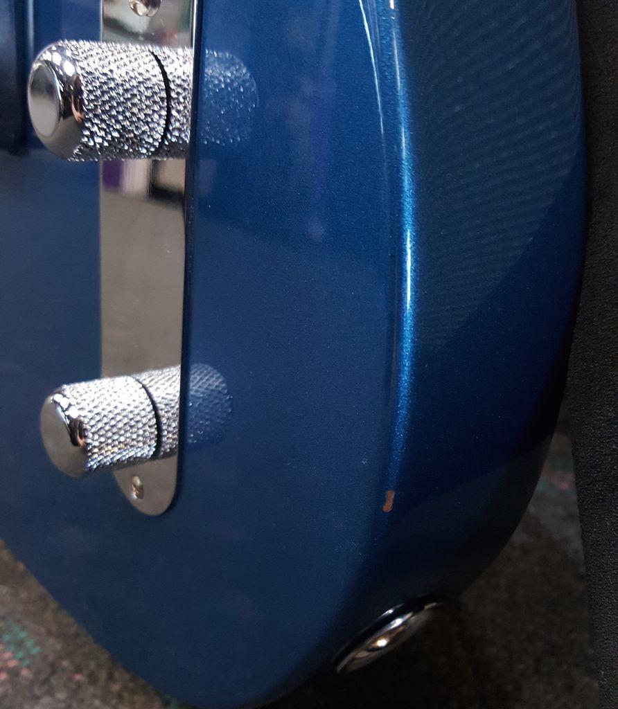 Fender Demo American Special Telecaster®, Rosewood Fingerboard, Lake Placid Blue