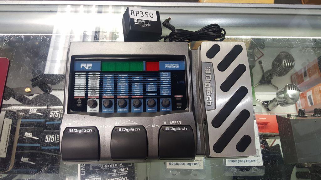 Digitech Used Digitech RP350 Multi-Effects Pedal