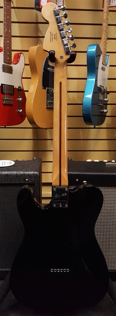Fender Used Squier Vintage Modified Telecaster Deluxe - Black