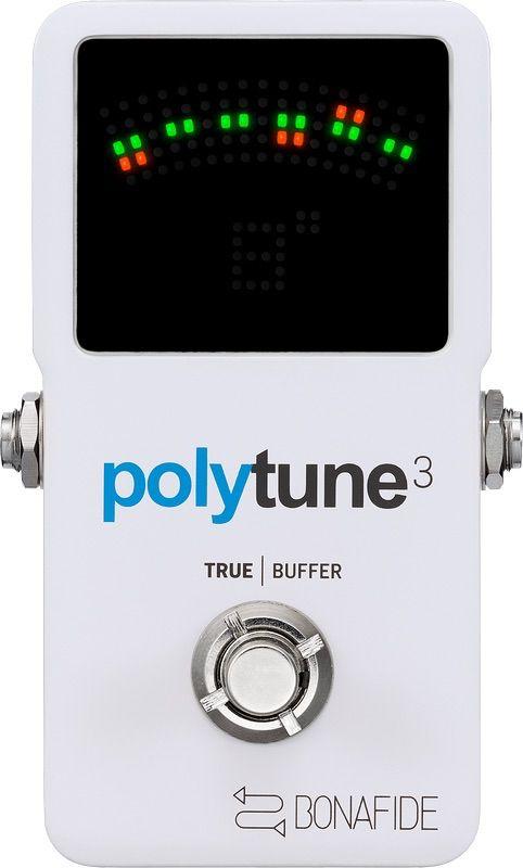 TC Electronic TC Electronic Polytune 3 Tuner Pedal