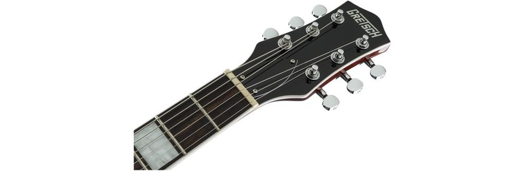 Gretsch G5220 Electromatic® Jet™ BT Single-Cut with V-Stoptail, Black Walnut Fingerboard, Dark Cherry Metallic