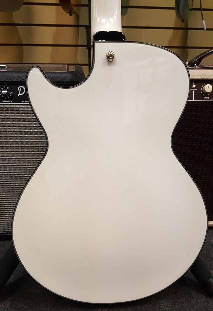 Ibanez Used Ibanez Artcore Series AGR73T-TSW Hollow Body - Twinkle Snow