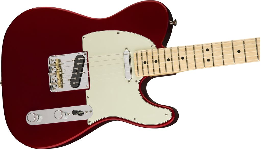 Fender American Pro Telecaster®, Maple Fingerboard, Candy Apple Red
