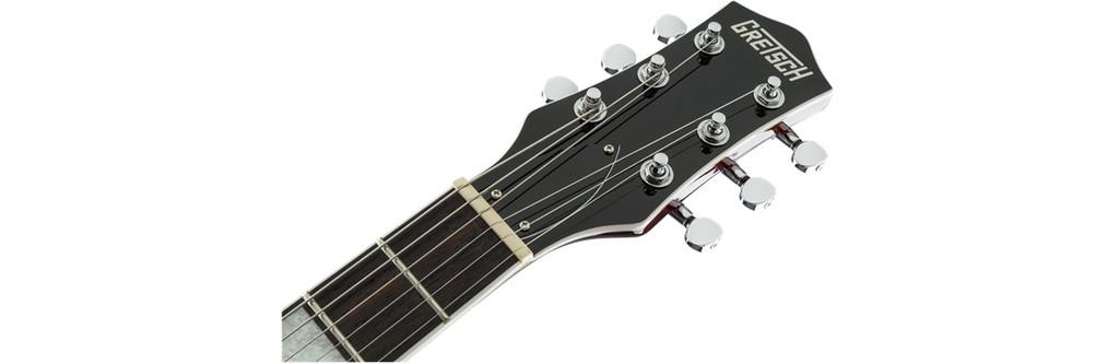 Gretsch G5220 Electromatic® Jet™ BT Single-Cut with V-Stoptail, Black Walnut Fingerboard, Black
