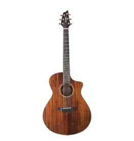 Breedlove Breedlove Pursuit Exotic Concert CE Koa-Koa