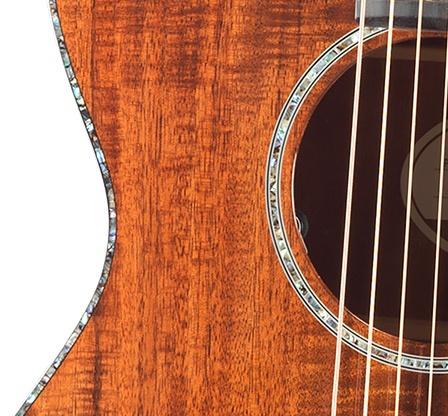 Breedlove Breedlove Pursuit Exotic Concert CE Koa-Koa