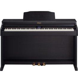 Roland Roland HP-601-CBC SuperNATURAL Piano w/ stand & bench (contempory black)