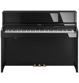 Roland Roland LX-7-PEC SuperNATURAL Modeling Piano w/ stand & bench (polished ebony)