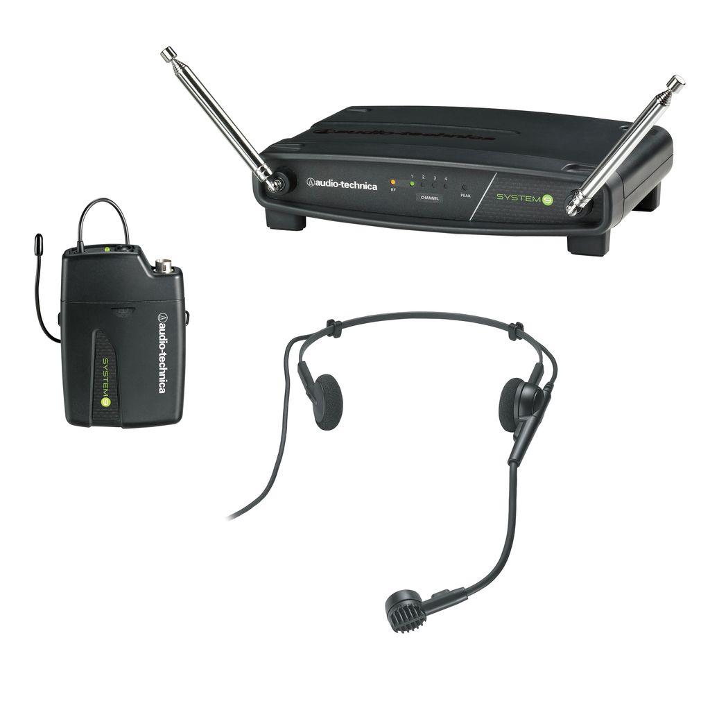 Audio Technica Audio-Technica System 9 Headworn Wireless System