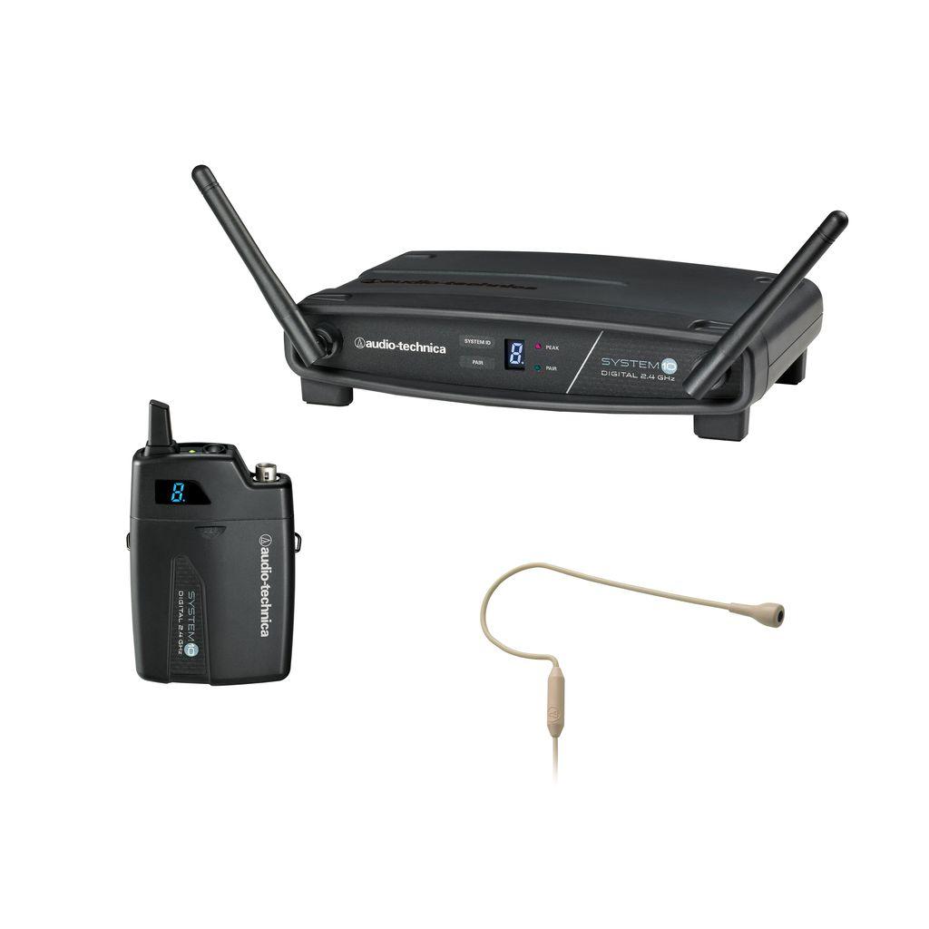 Audio Technica System 10 Digital Wireless - Miniature Headworn System