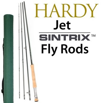 Hardy North America HARDY JET FLY ROD