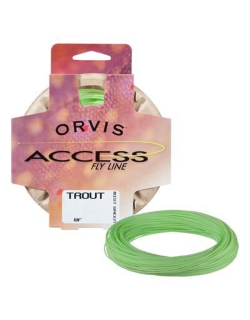Orvis Company ORVIS ACCESS FLY LINE WF4
