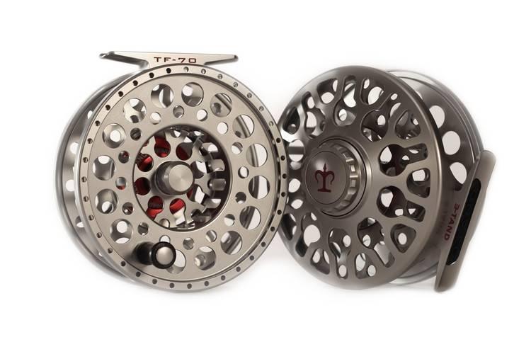 3-Tand TF-Series: lightweight reels