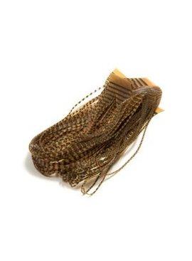 Hareline Dubbin GRIZZLY MICRO LEGS