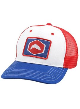 Simms Fishing Products SIMMS PATCH TRUCKER CAP