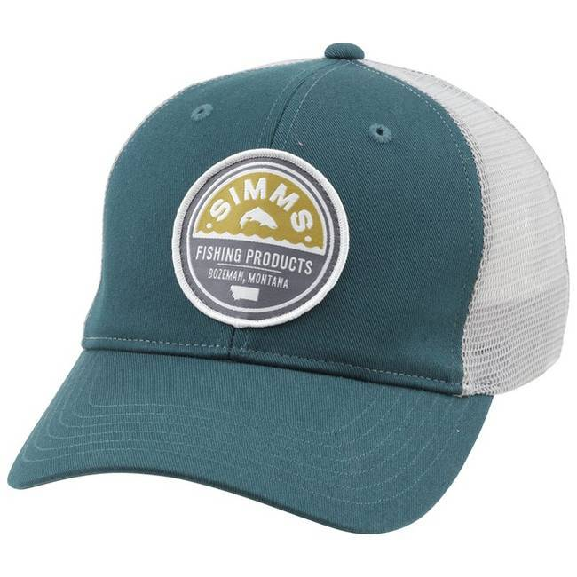 195dc74c595 SIMMS PATCH TRUCKER VINTAGE HAT - Ugly Bug Fly Shop