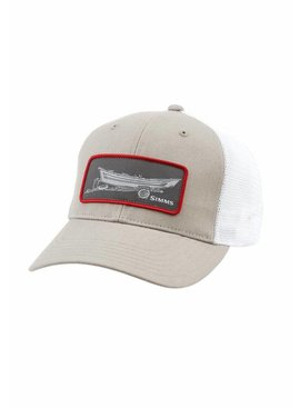 Simms Fishing Products SIMMS HIGH CROWN PATCH TRUCKER