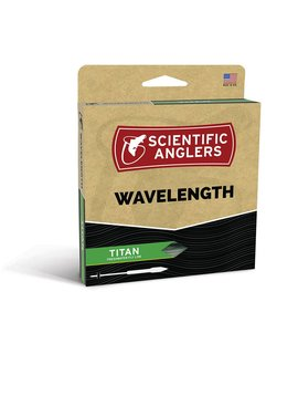 Scientific Anglers SCIENTIFIC ANGLERS WAVELENGTH TITAN