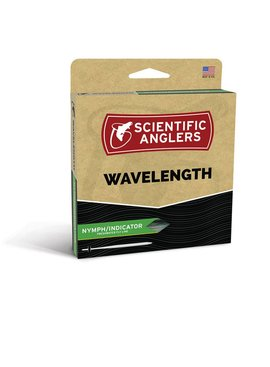 Scientific Anglers SCIENTIFIC ANGLERS WAVELENGTH NYMPH/ INDICATOR