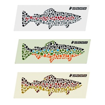 Sage SAGE TROUT STICKER