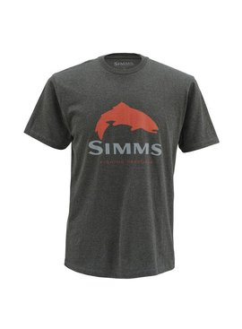 Simms Fishing Products SIMMS TROUT LOGO S/S SHIRT