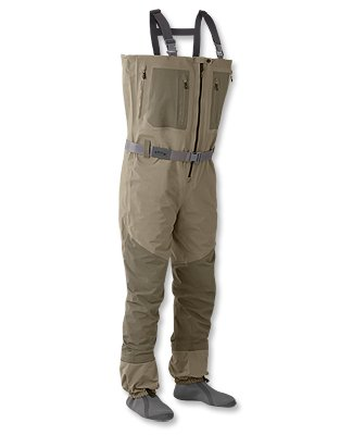 Orvis Company ORVIS SILVER SONIC ZIPPERED DISCONTINUED XXL
