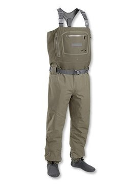 Orvis Company ORVIS SILVER SONIC GUIDE WADER DISCONTINUED XXL