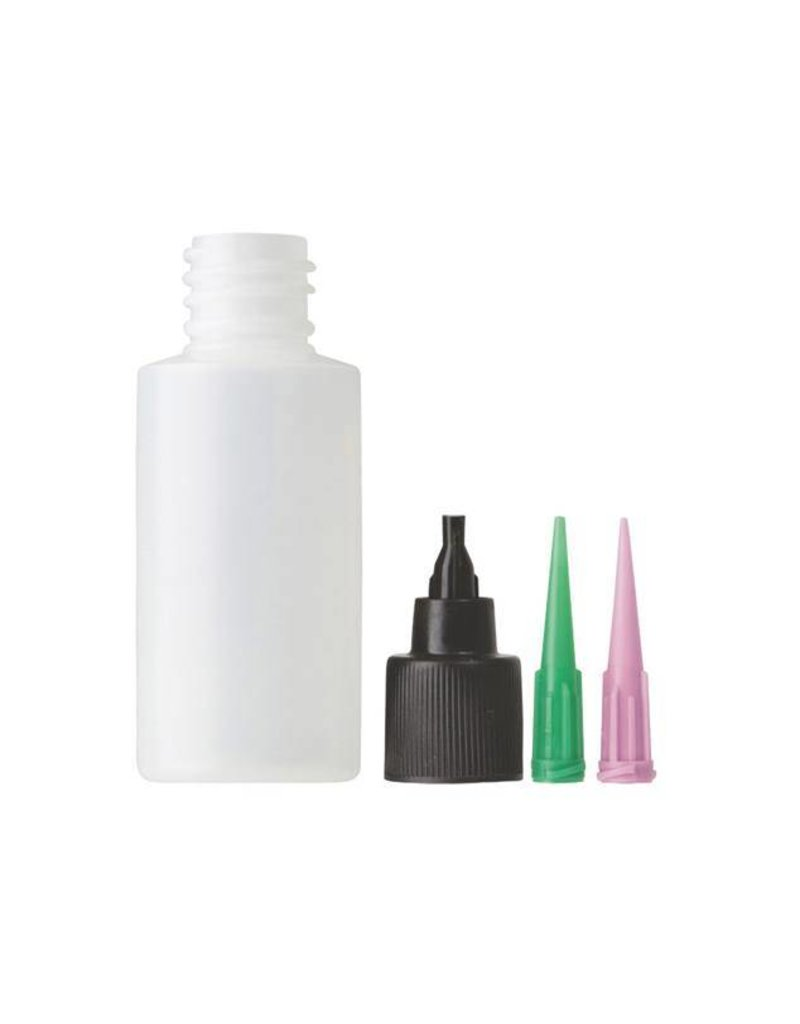 Loon Outdoors Loon Applicator, Bottle, Cap and Needles