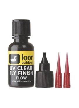 Loon Outdoors LOON UV CLEAR FLY FINISH FLOW