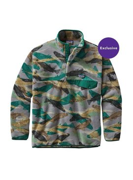 Patagonia PATAGONIA M'S SYNCH SNAP Trout Tails