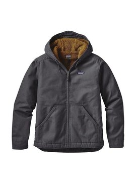 Patagonia PATAGONIA LINED CANVAS HOODY