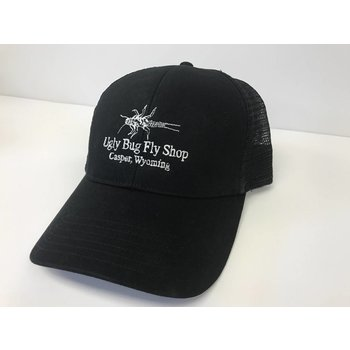 Simms Fishing Products SIMMS CBP TROUT TRUCKER CAPS WITH UGLY BUG LOGO
