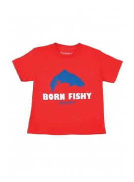 Simms Fishing Products SIMMS KID'S BORN FISHY SS T