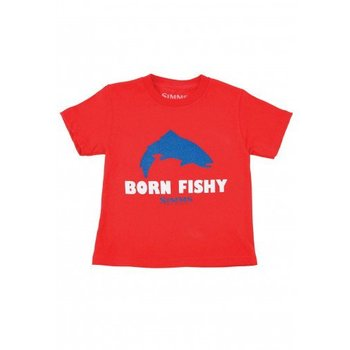 Simms Fishing Products SIMMS KID'S BORN FISHY SS T