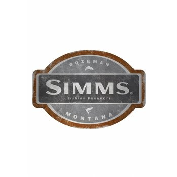 Simms Fishing Products SIMMS AUTHORIZED DECAL